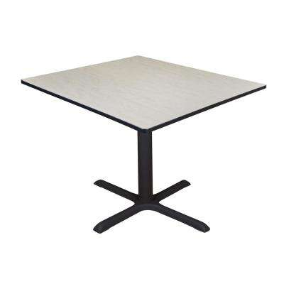 Cain 48 in. Maple Square Breakroom Table