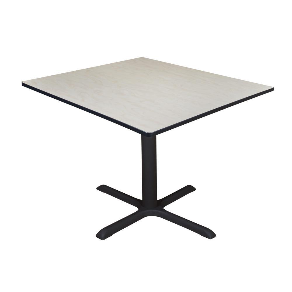 Regency Cain 48 in. Maple Square Breakroom Table TB4848PL