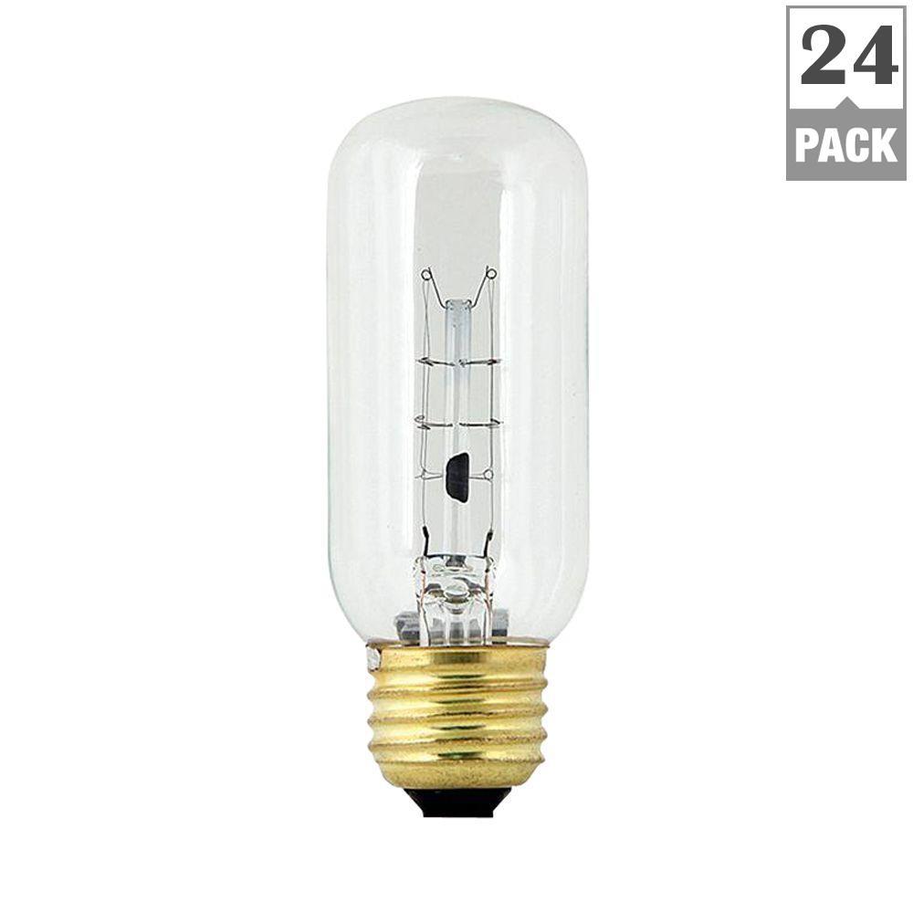60-Watt Soft White (2200K) T12 Incandescent Original Vintage Style Light Bulb