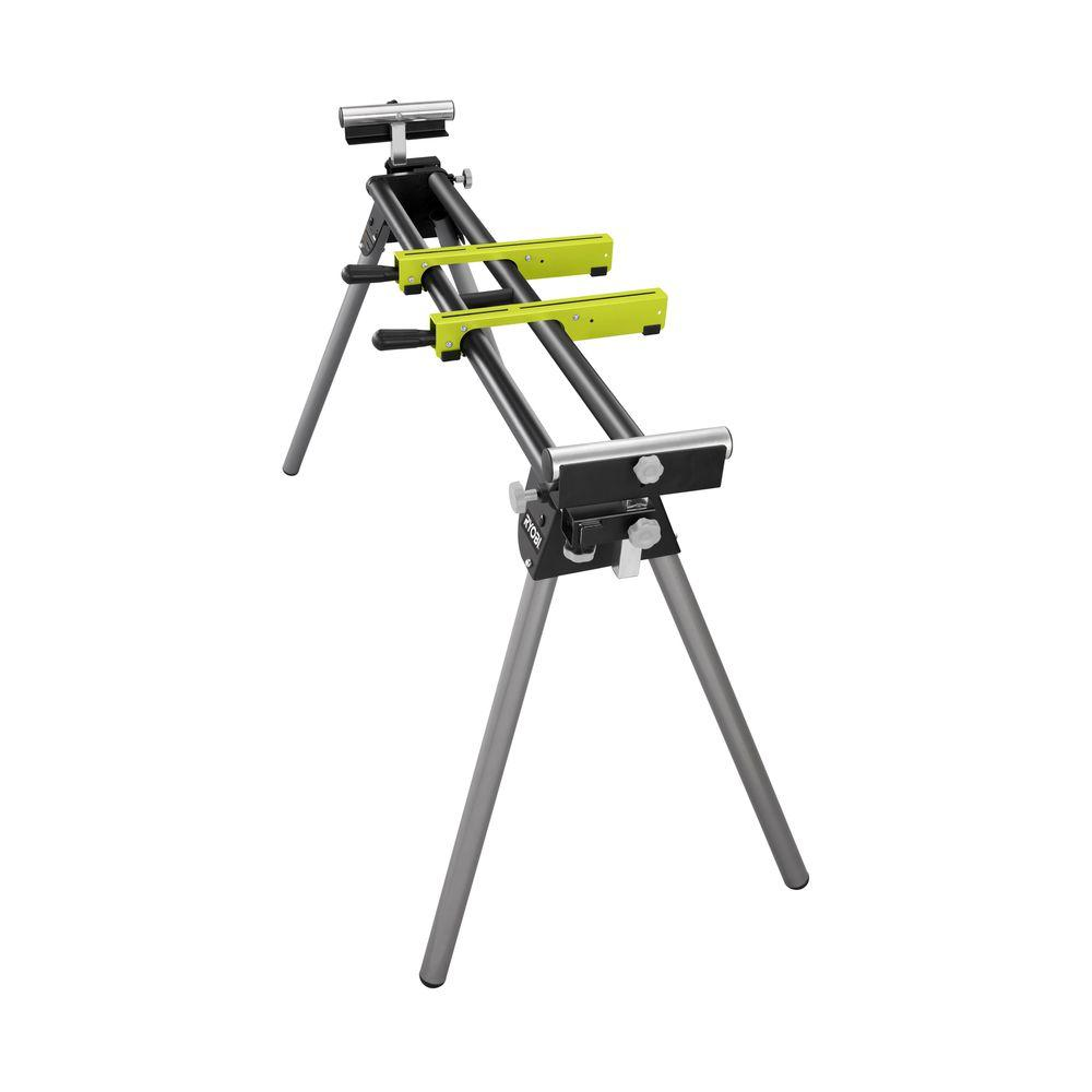 Ryobi Univeral Miter Saw Quickstand A18ms01g The Home Depot