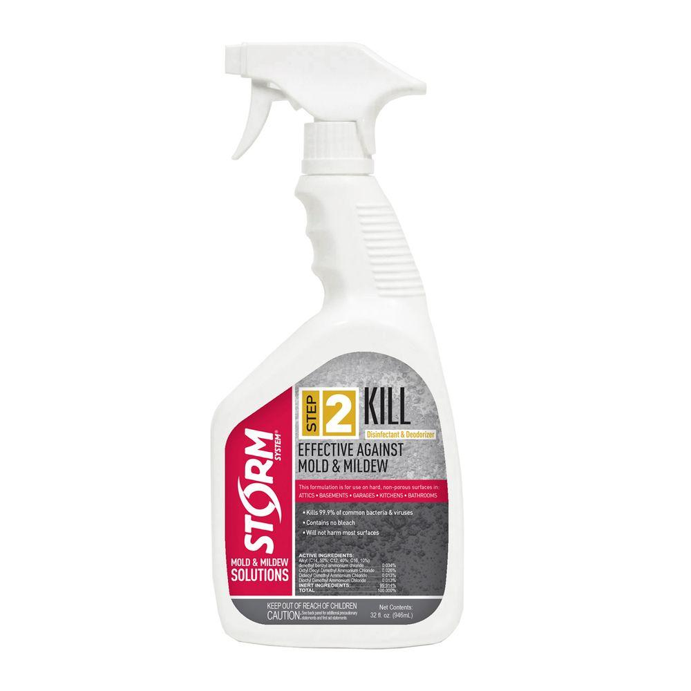 Storm System 1-qt. Step 2 Kill Mold and Mildew ...