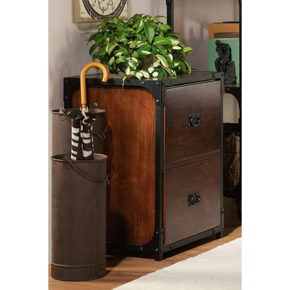 Home Decorators Collection Industrial Empire Pine File