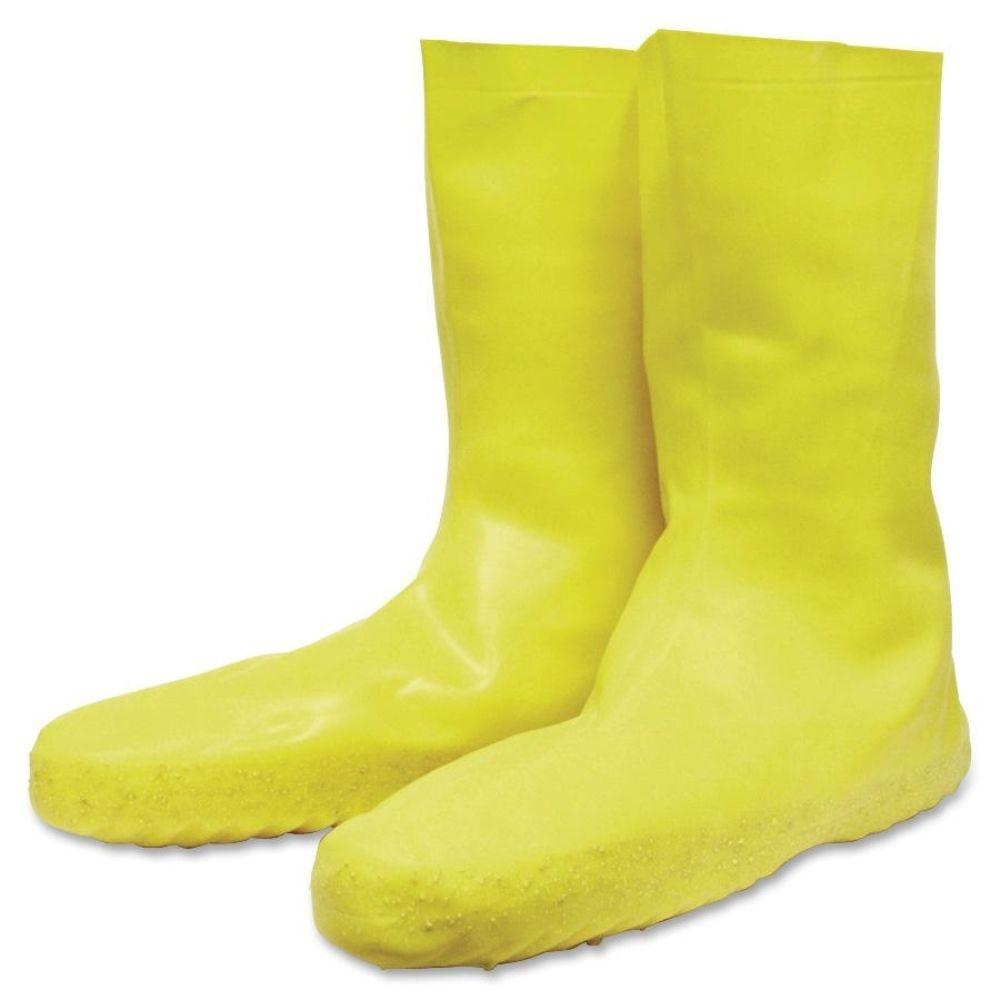 Nature's Sunshine Servus Disposable XL Size 12 Yellow Lat...