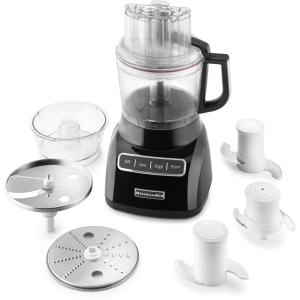 +3. KitchenAid ExactSlice System Food Processor