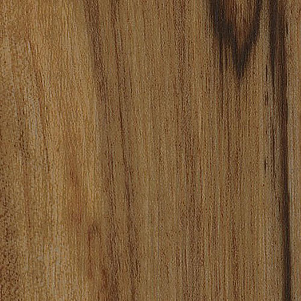 Take Home Sample - Sherbrooke Chestnut 2G Fold Down Click Luxury Vinyl Plank Flooring - 5 in. x 7 in.