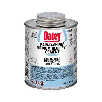 Rain-R-Shine 16 oz. PVC Cement