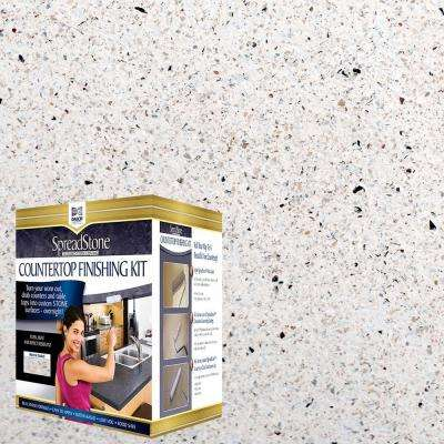 Mineral Select 1 qt. Natural White Countertop Refinishing Kit (4-Count)