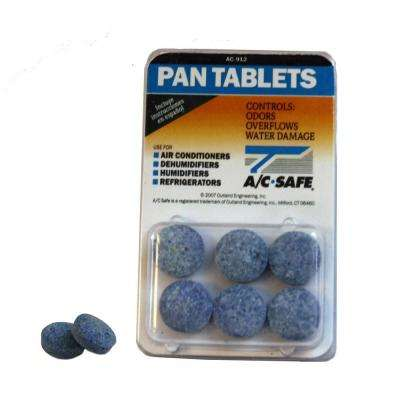 Air Conditioner Pan Tablets (6-Pack)