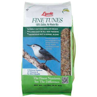 15 lbs. Fine Tunes No Waste Bird Seed Mix