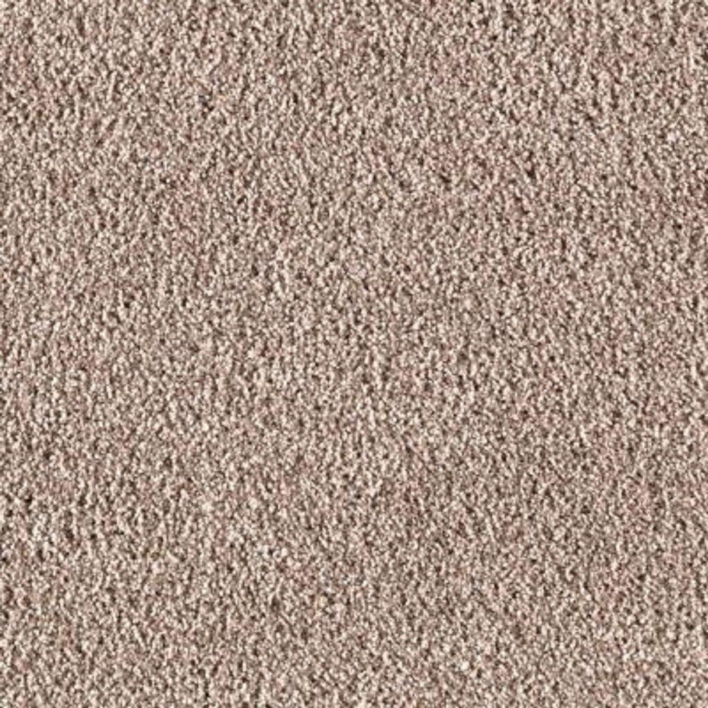 Carpet Sample - Metro I - Color Pebble Path Texture 8 in. x 8 in.