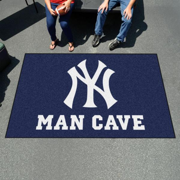 Fanmats Mlb New York Yankees Man Cave