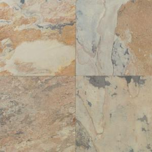 Daltile Natural Stone Collectionautumn Mist 12 In X 12 In