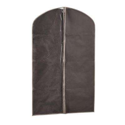 43 in. Gray Garment Bag