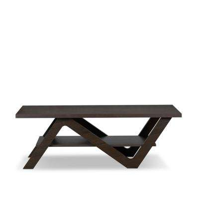 Fakes Espresso Coffee Table