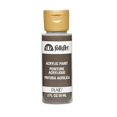 2 oz. Raw Umber Acrylic Craft Paint