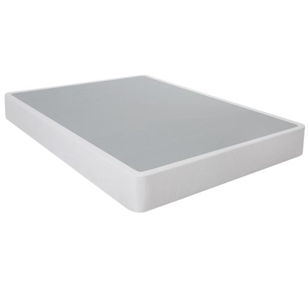 Armita 9 Inch High Profile Smart Box Spring Mattress Foundation Queen