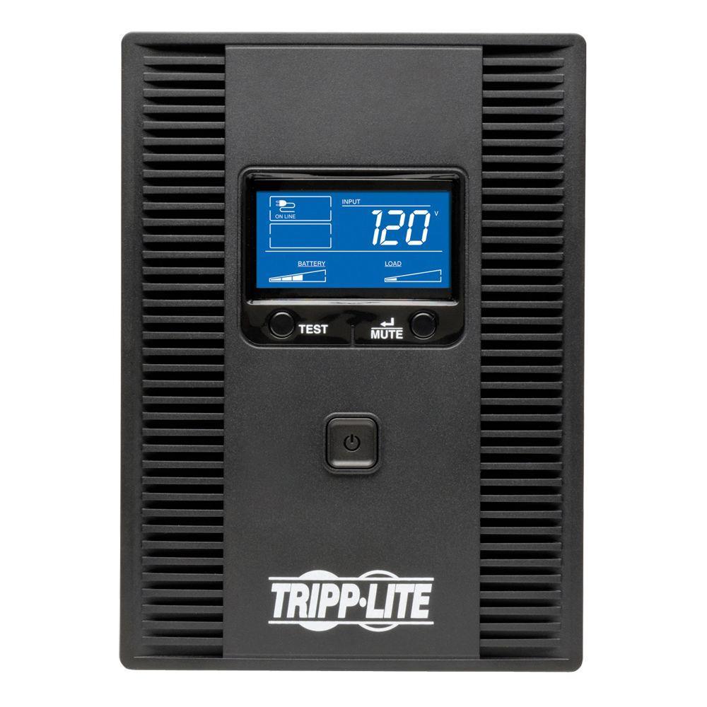 1,500VA TWR 120-Volt 5-15P Smart LCD