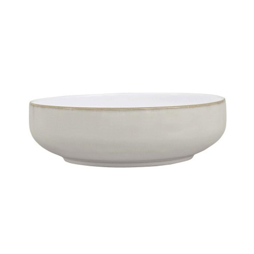Natural Canvas 9.5 in. Serving Bowl