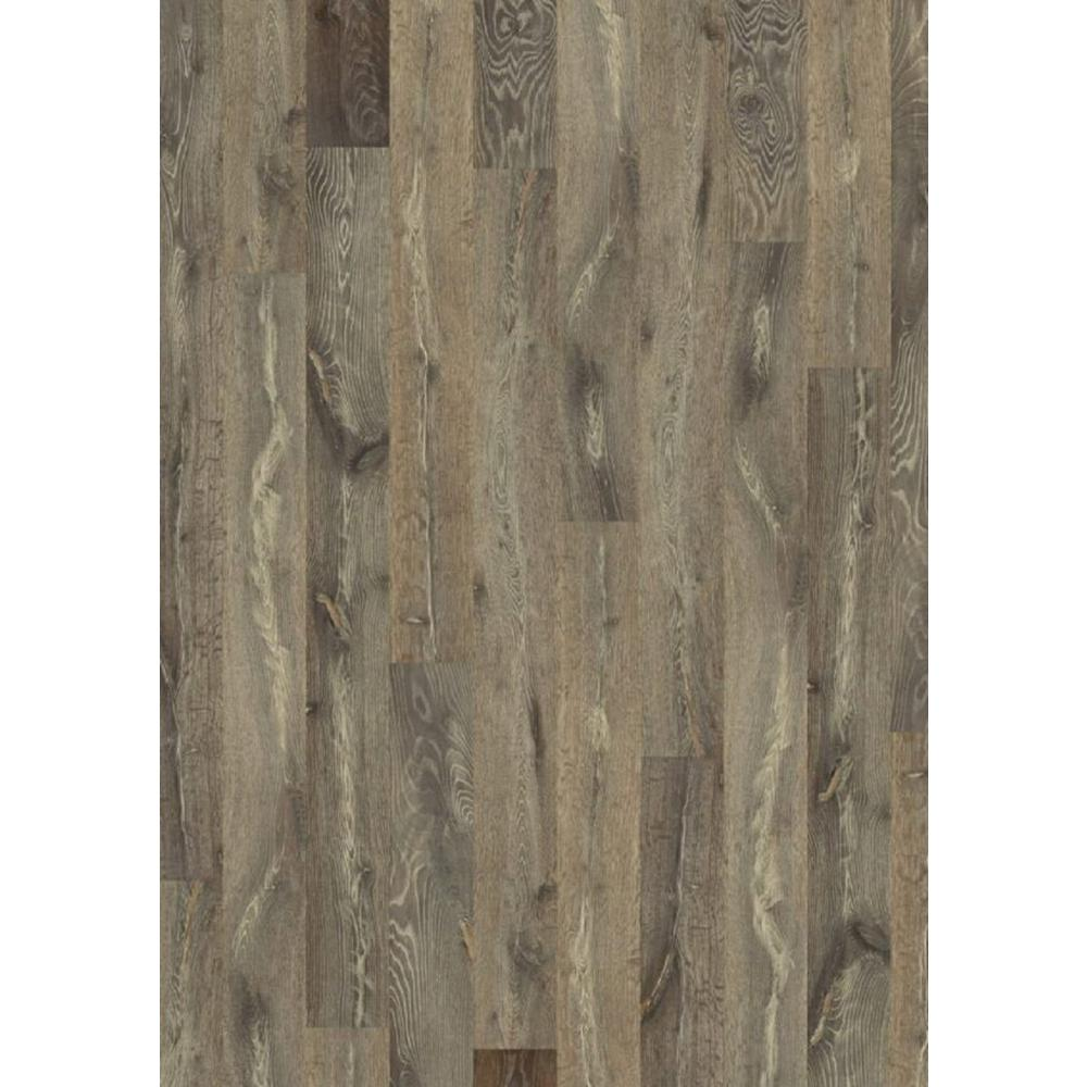 Flooors by LTL Take Home Sample - Verona Oak Engineered Hardwood Flooring - 7-15/32 in. x 8 in.
