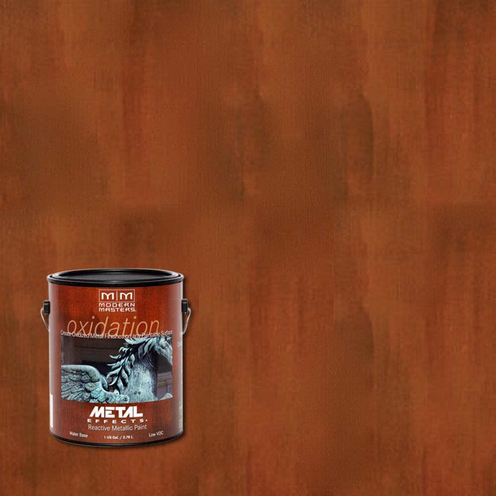 Metal Effects Oxidizing Bronze Paint