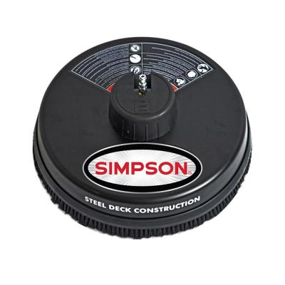 15 in. Surface Cleaner Rated up to 3700 PSI