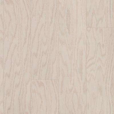 Oak Ivory 3/8 in. Thick x 4-3/4 in. Wide x Random Length Engineered Click Hardwood Flooring (33 sq. ft. / case)