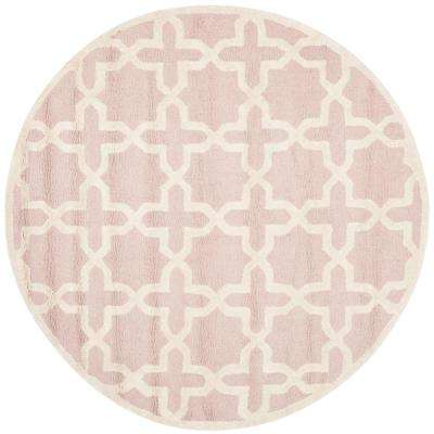 Cambridge Light Pink/Ivory 8 ...