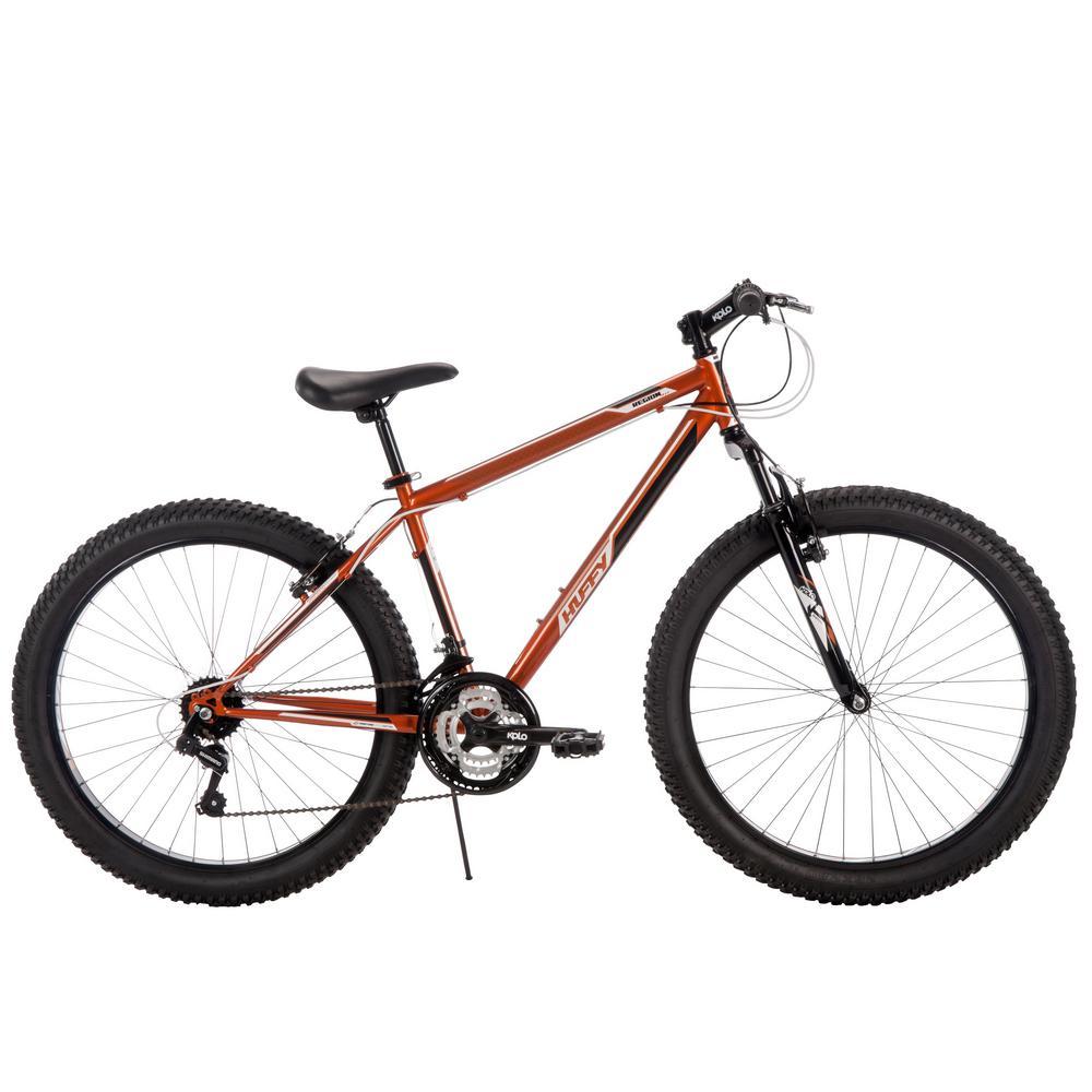 Huffy Region 26 in. Men's Mountain Bike, Multi