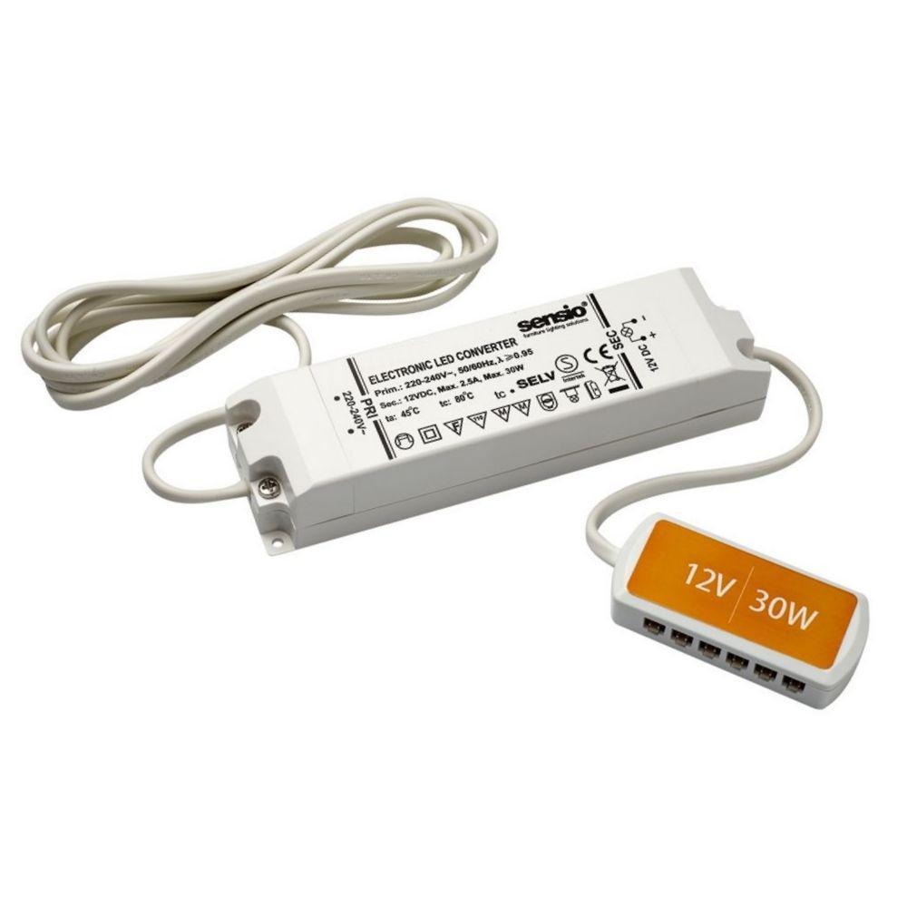 12-Volt 30-Watt LED Driver