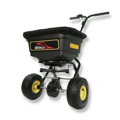 70 lbs. Capacity Broadcast Ice Melt Spreader