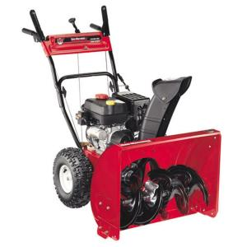 Yard Machines 26 inch 208cc 2-Stage Electric Start Gas Snow Blower by Yard Machines