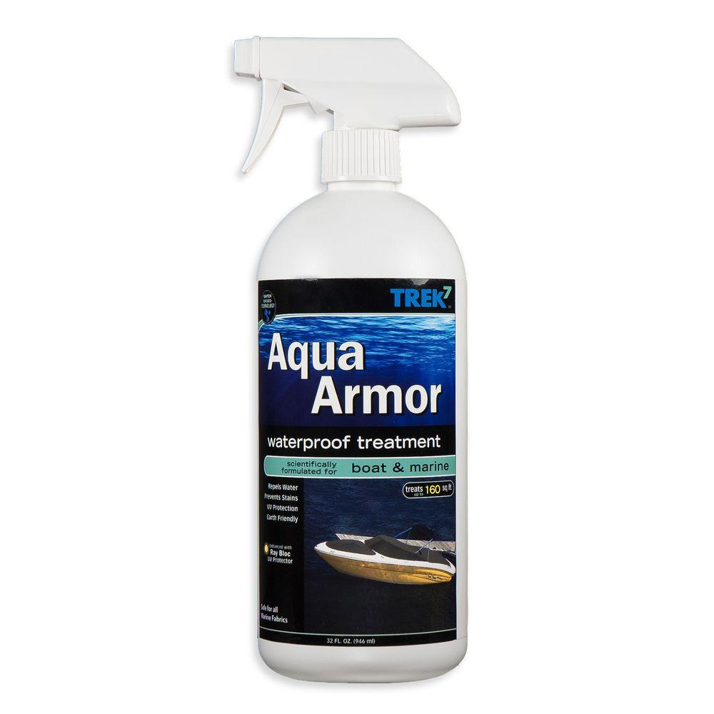 Trek7 Aqua Armor 32 oz. Fabric Waterproofing for Boat and...