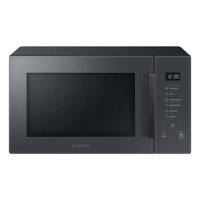 1.1 cu. ft. Countertop Microwave with Grilling Element in Charcoal Gray