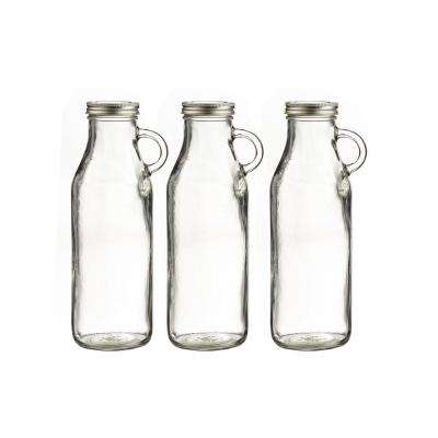 32oz. Milk Bottle (Set of 3)