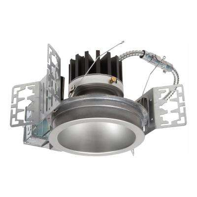 LD4B 4 in. Integrated LED Recessed Ceiling Light Fixture Power Module Kit at 4000K Cool White