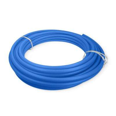 3/4 in. x 300 ft. PEX Tubing Potable Water Pipe - Blue