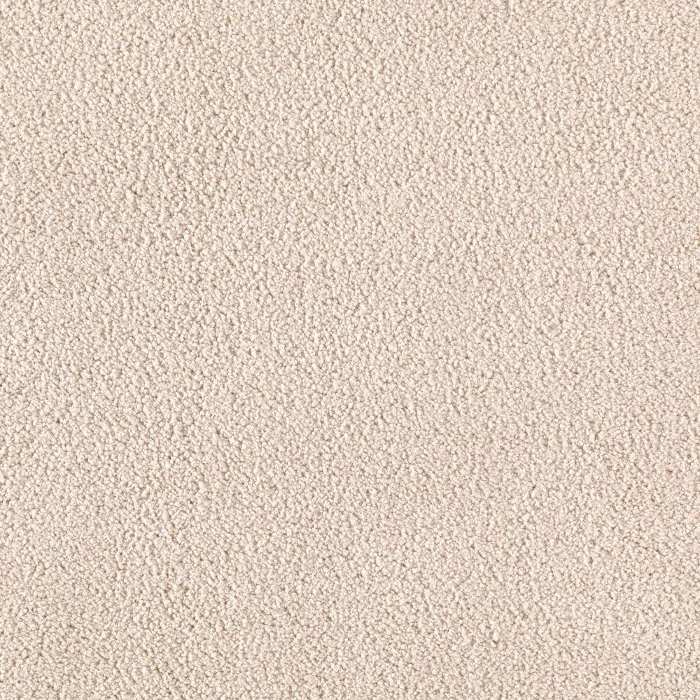 LifeProof Cashmere III - Color Country Ivory Texture 12 ft. Carpet ... 8432b0b7396