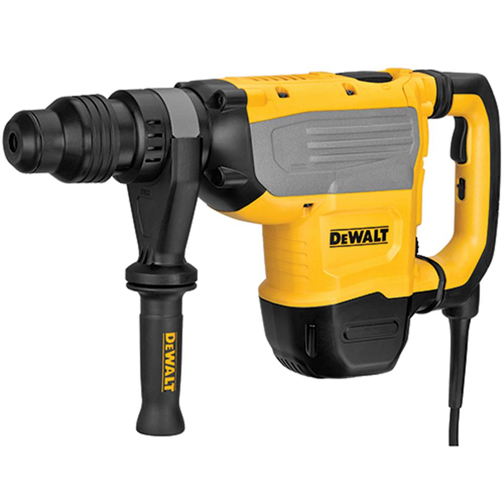 DEWALT 15 Amp Corded 1-7/8 in. SDS-Max Variable Speed Combination Hammer with Auxiliary Handle and Kitbox
