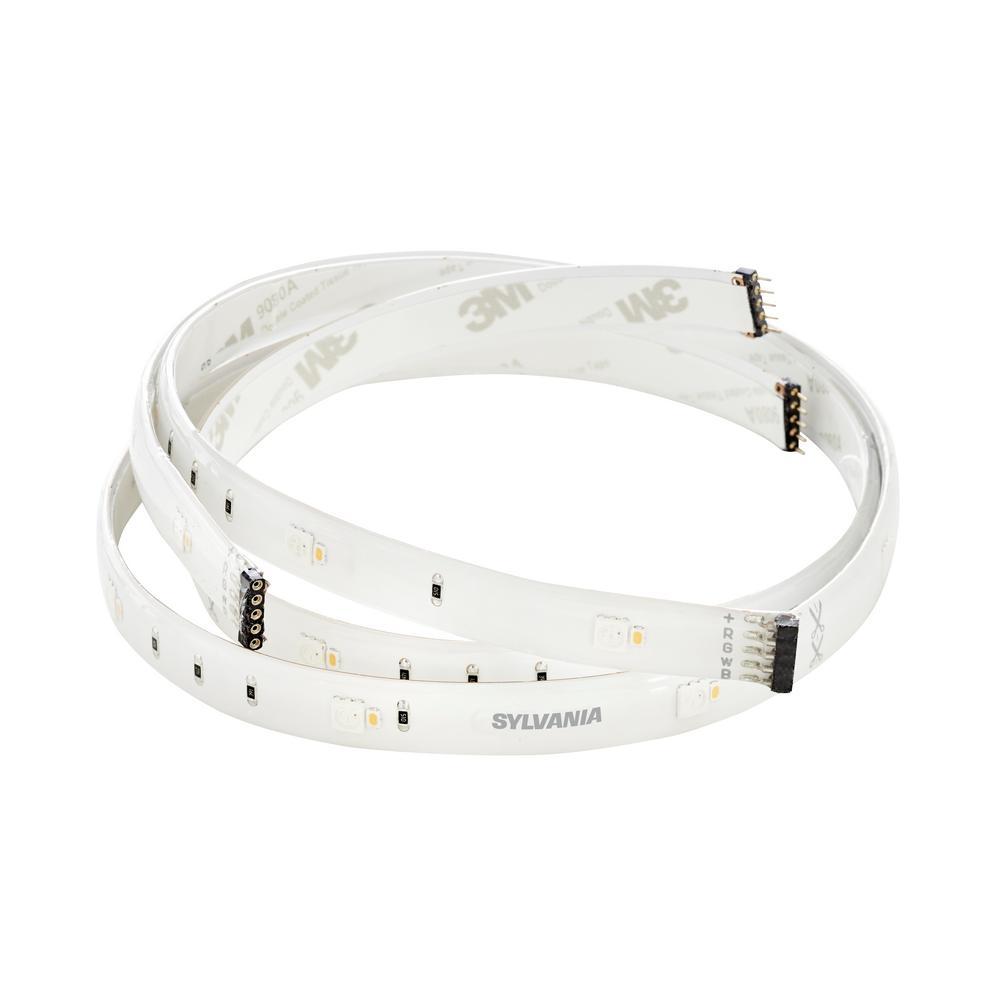SMART+ Home Automation Indoor FLEX Light Strip Multi-Color Zigbee Wireless LED