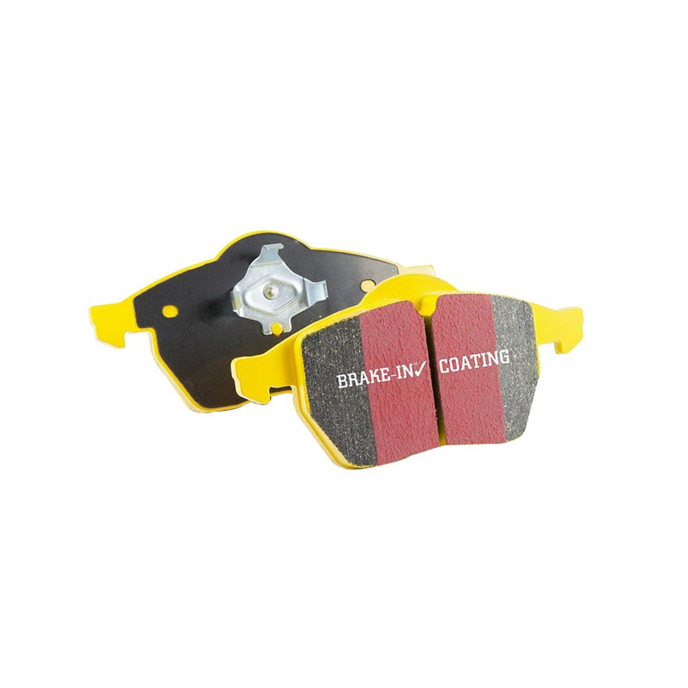 EBC 05-10 Lamborghini Murcielago 6 5 (4 Pad set)(Cast Iron Rotors)  Yellowstuff Front Brake Pads