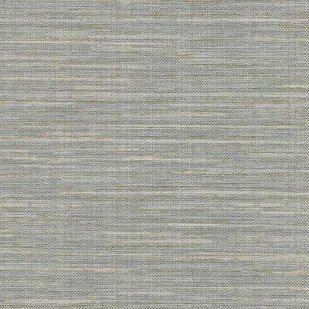Bay Ridge Grey Faux Grasscloth Grey Wallpaper Sample
