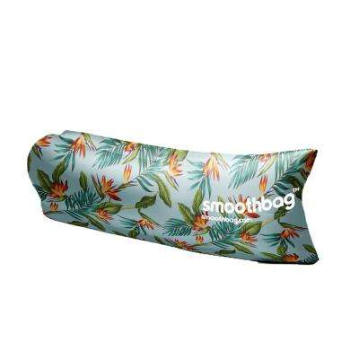Portable Inflatable Pop-Up Lounging Sofa in Tropic