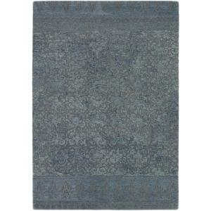 Chandra Berlow Blue/Grey 5 Ft. X 7 Ft. 6 In. Indoor Area Rug BER32101 576    The Home Depot