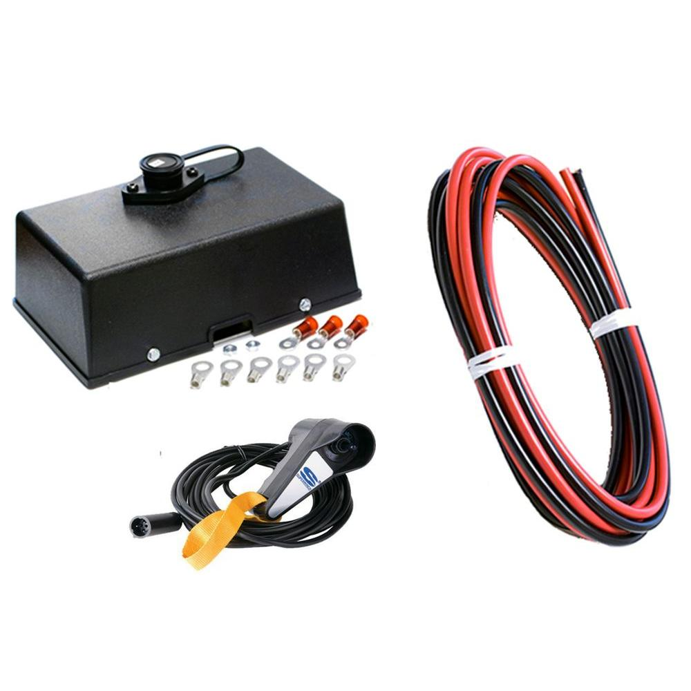 Superwinch 15 Ft Remote Handheld Switch And 12 Volt Solenoid How To Wire A Assembly Upgrade Kit
