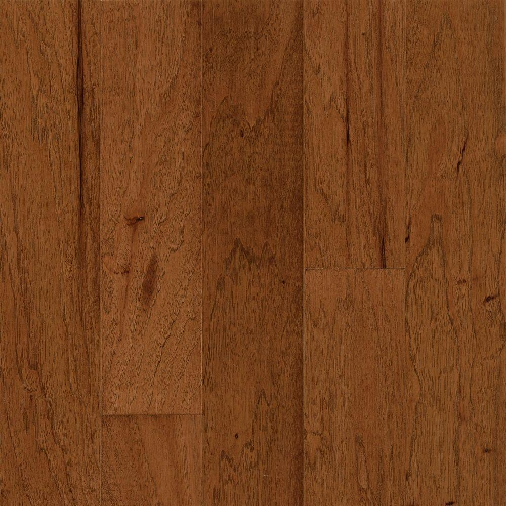 Bruce Westminster Hickory Brandywine Engineered Hardwood Flooring - 5 in. x 7 in. Take Home Sample