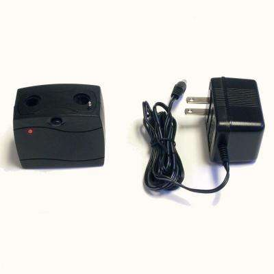 Humane Contain Charger for Rechargeable Multi-Function Radio Collar