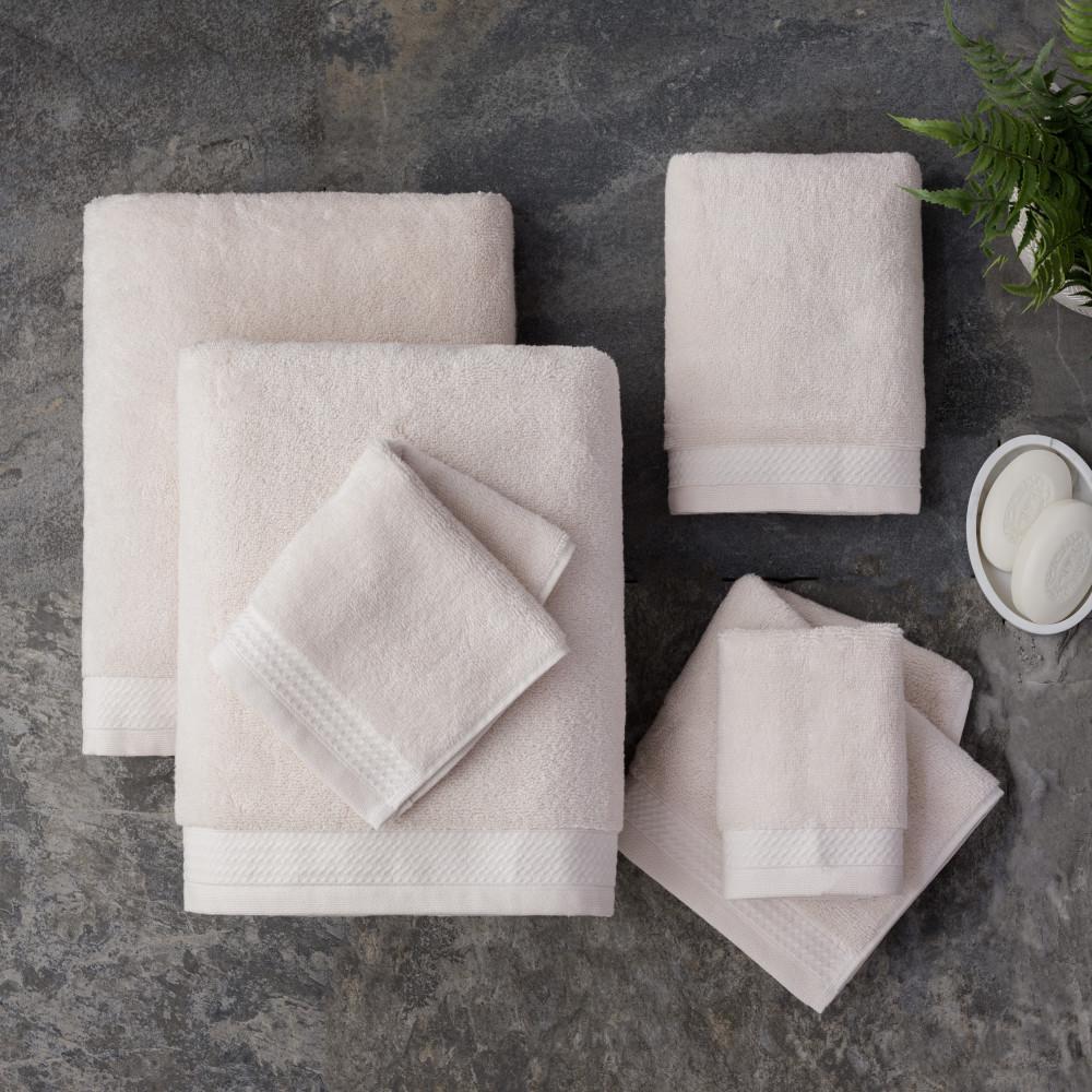 The Madison 6 Piece Blush Towel Set