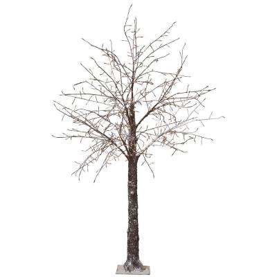 8 Ft - Pre-Lit Christmas Trees - Artificial Christmas Trees - The ...