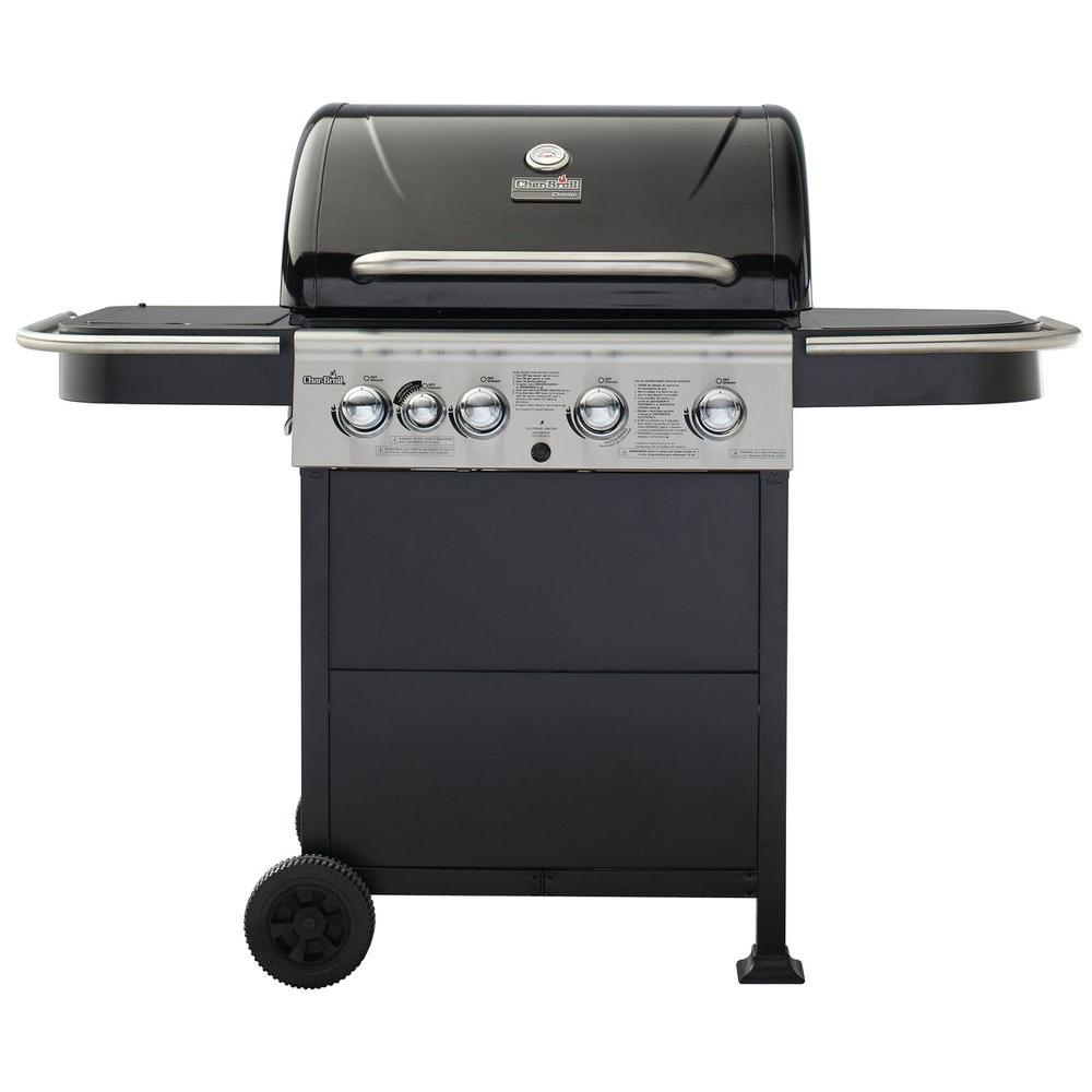Char-Broil 4-Burner Propane Gas Grill