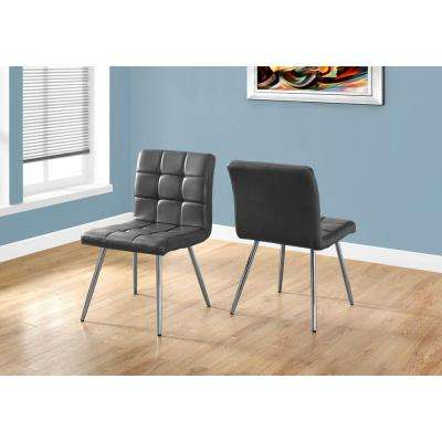 Grey Dining Chair (Set of 2)